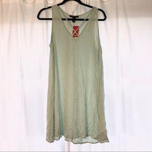 NWT Forever 21 | Sea Foam Green Dress | Large